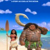 Moana makes waves in this week's new trailers