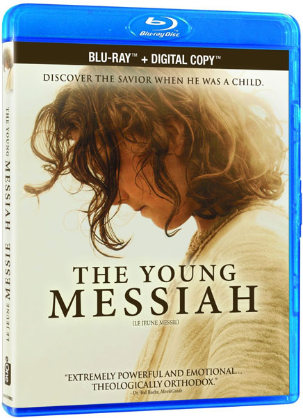 The Young Messiah on Blu-ray