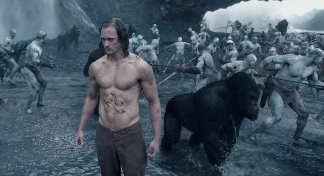 The Legend of Tarzan still