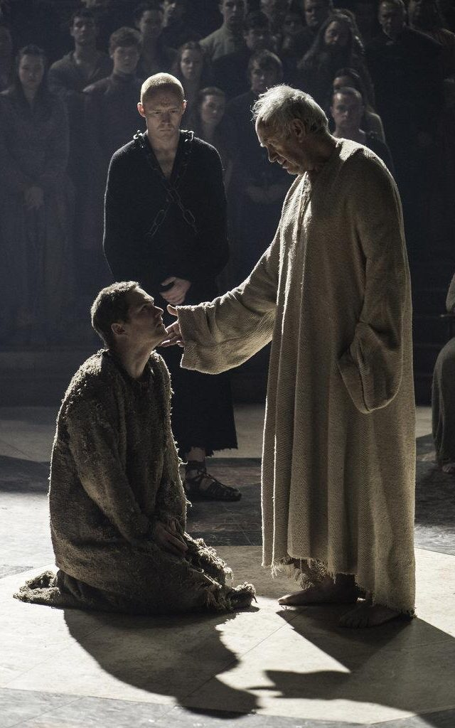 Loras Tyrell confesses