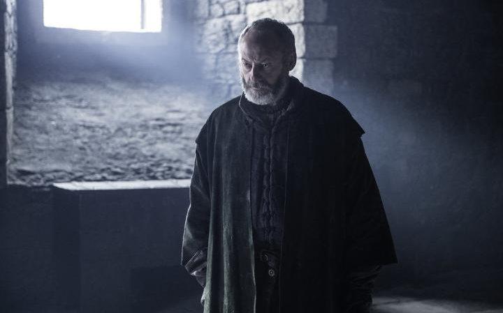 Davos confronts Melisandre