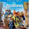 Zootopia on Blu-ray and DVD - two reviews in one