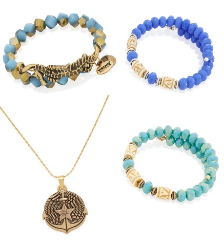 ALEX AND ANI Deep Sea Collection