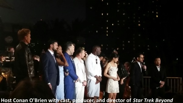 Cast of Star Trek Beyond