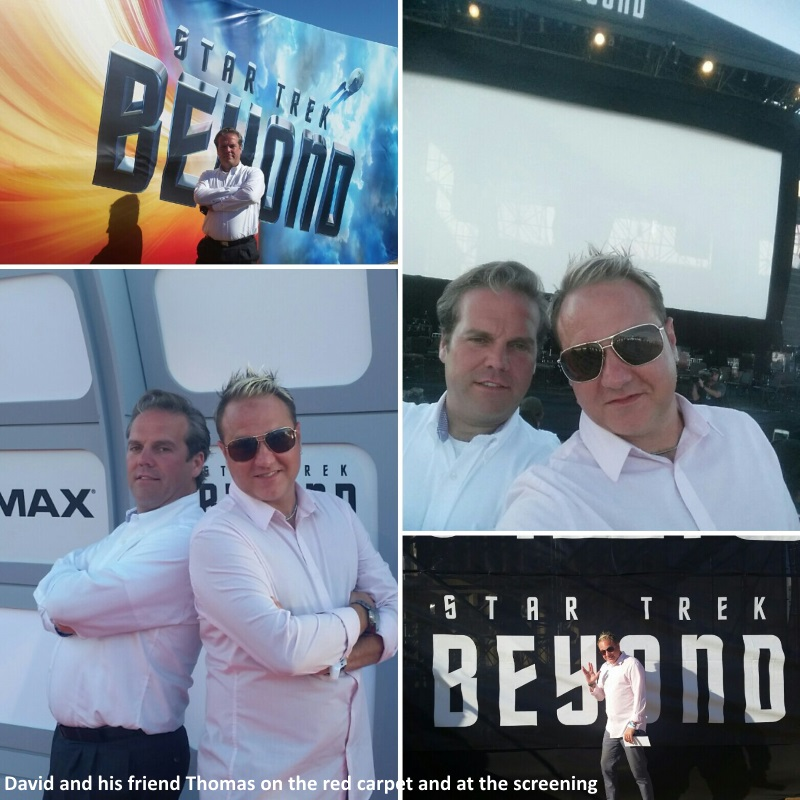 David Filax at the Star Trek Beyond premiere in San Diego2