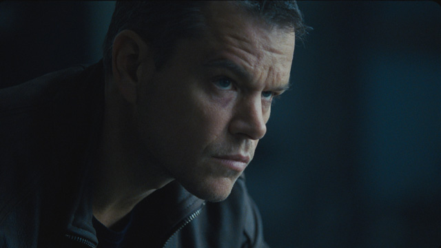 Jason Bourne still
