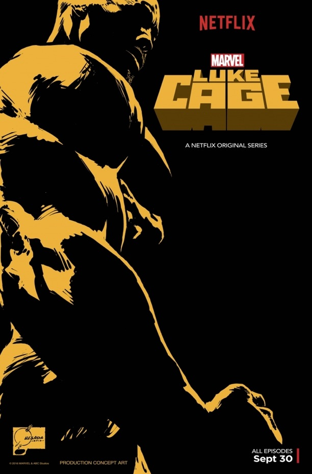 Luke Cage movie poster
