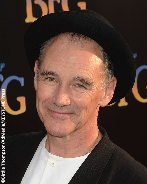 Mark Rylance at the Premiere of The BFG