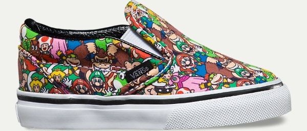Nintendo Vans 3