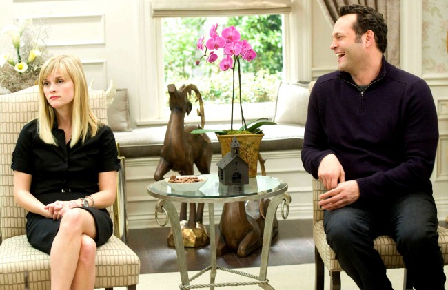vince vaughn and reese witherspoon four christmases - Vince Vaughn Christmas Movie