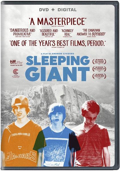 Sleeping Giant DVD