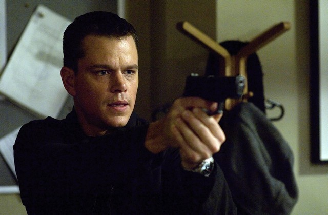 The Bourne Ultimatum still