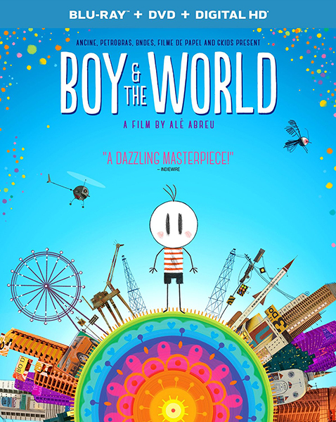 Boy and the World Blu-ray