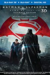 New on DVD - Batman v Superman: Dawn of Justice and more