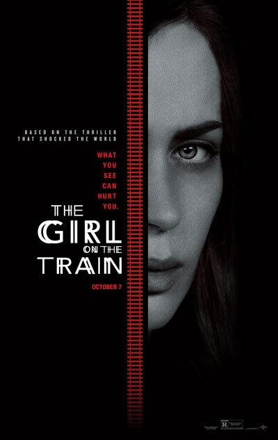 Girl on the Train new poster