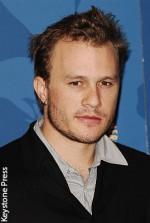 Actor Heath Ledger 1979-2008