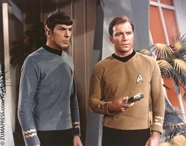 Actor Leonard Nimoy 'Spock' Dead at 83