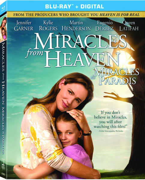 Miracles From Heaven starring Jennifer Garner