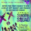 Suicide Squad is almost here and it's time for another contest!