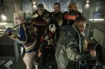 Suicide Squad group photo