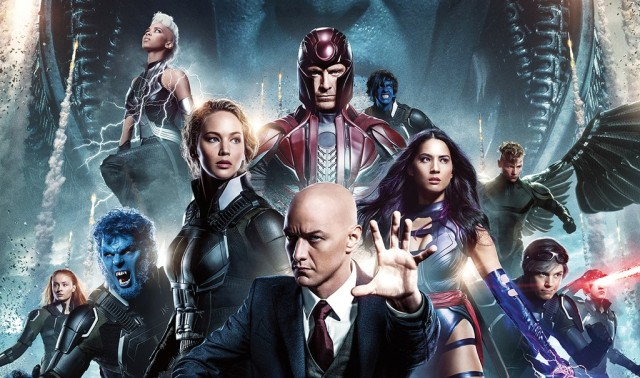 X Men Apocalypse cast