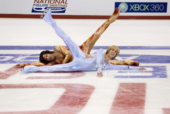 In the comedy Blades of Glory, two rival Olympic ice skaters (Will Ferrell and Jon Heder) break into a fight while on the Olympic podium and are subsequently banned from men's singles competition. However, to glide their way back into the Olympic rink years later, they join forces and attempt to qualify as the sport's […]