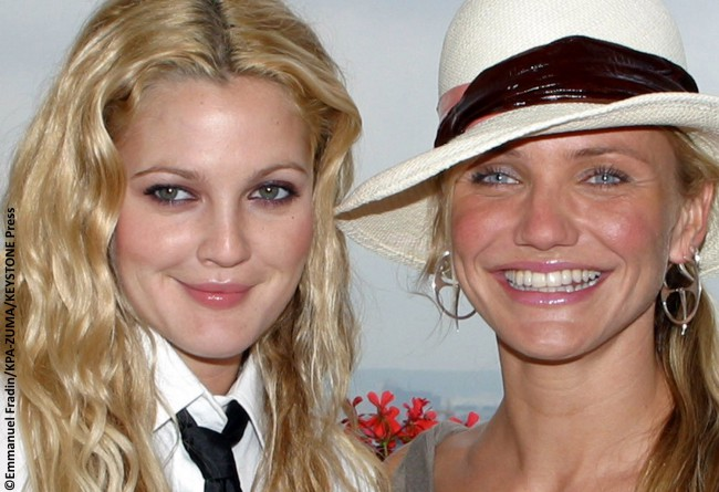"""After running into each other for years around Los Angeles, Cameron Diaz and Drew Barrymore officially connected while shooting the Charlie's Angels films in 2000 and 2003. Drew even told U.K. Elle that they """"spent every waking moment together for months and months — and years!"""" When Drew and her husband Will Kopelman split up […]"""