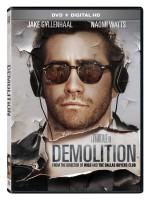 Demolition DVD cover