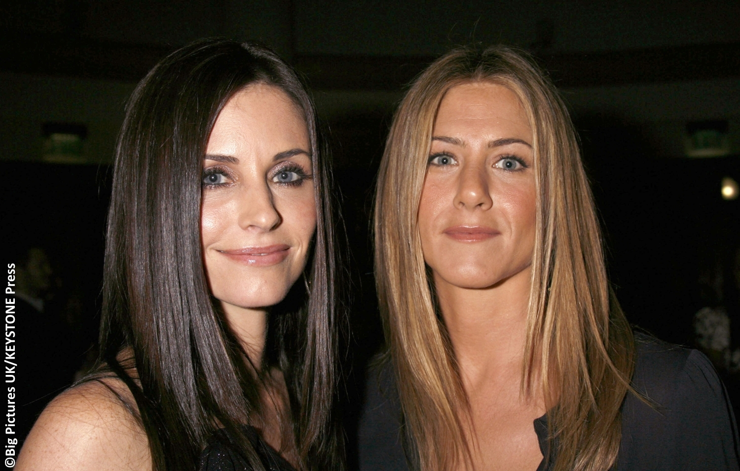Jennifer Aniston and Courteney Cox « Celebrity Gossip and ...
