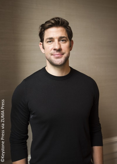 John Krasinski talks about Captain America role