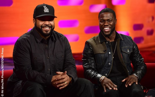 "In early 2016, Ice Cube told Entertainment Tonight that ""You cannot not have fun"" with his best pal Kevin Hart. The two men, who shared the screen in both Ride Along films, constantly joke with each other but also praise each other. In the only safe-for-work portion of a Buzzfeed BFF test, Kevin was asked […]"