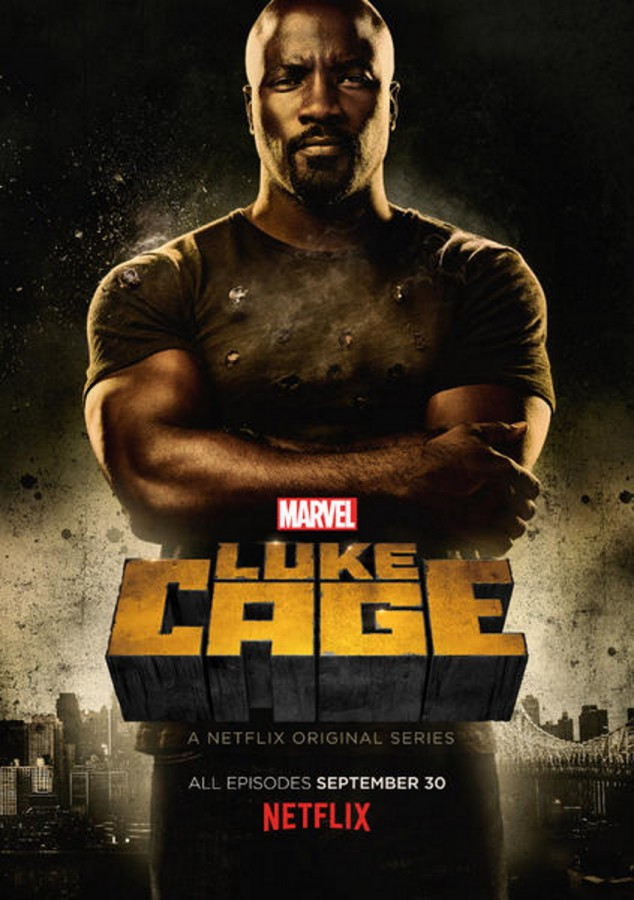 Marvel's Luke Cage starring Mike Colter