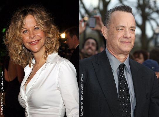 Meg Ryan and Tom Hanks to act together