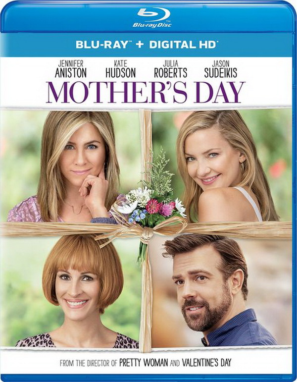Mother's Day Blu-ray/DVD