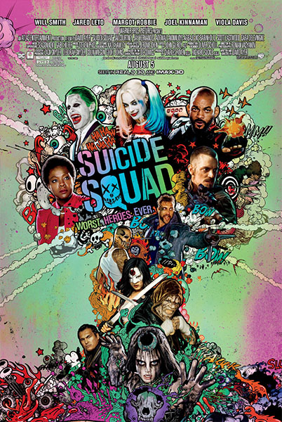 Suicide Squad win at box office