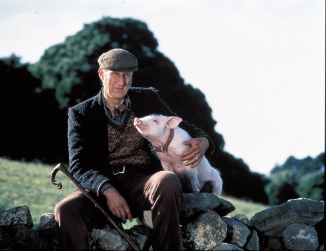 Arthur Hoggett (James Cromwell) – Farmer Hoggett received a flood of flack for entering his pig Babe in a sheep-herding competition, but when Babe successfully directs the sheep out of the gates come game day, his unconventional approach is rewarded. Babe wins Hoggett the top prize, and as Hoggett looks down at Babe with misty […]