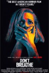 Don't Breathe smothers the competition at weekend box office
