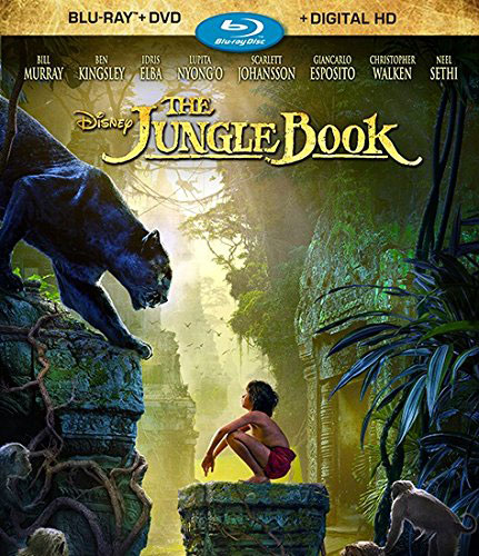 The Jungle Book on Blu-ray