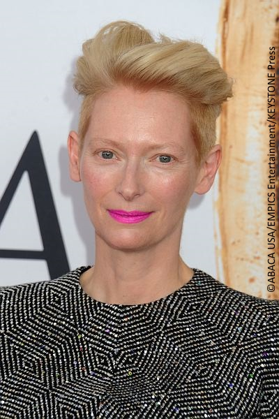 Tilda Swinton stars in the upcoming Doctor Strange