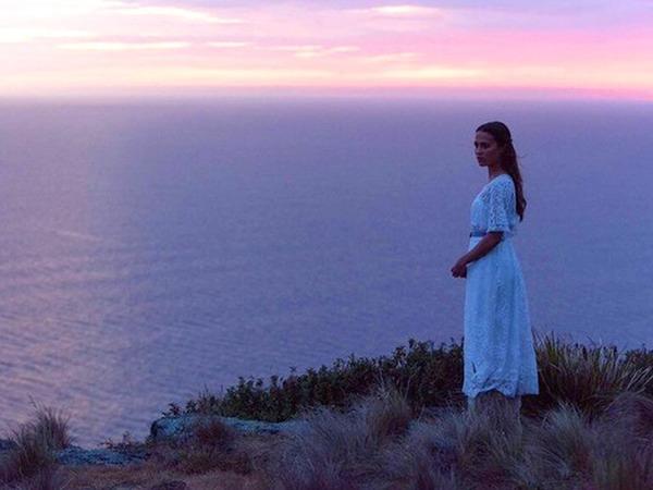 Alicia Vikander in The Light Between Oceans