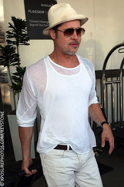 Brad Pitt hires high-profile divorce lawyer