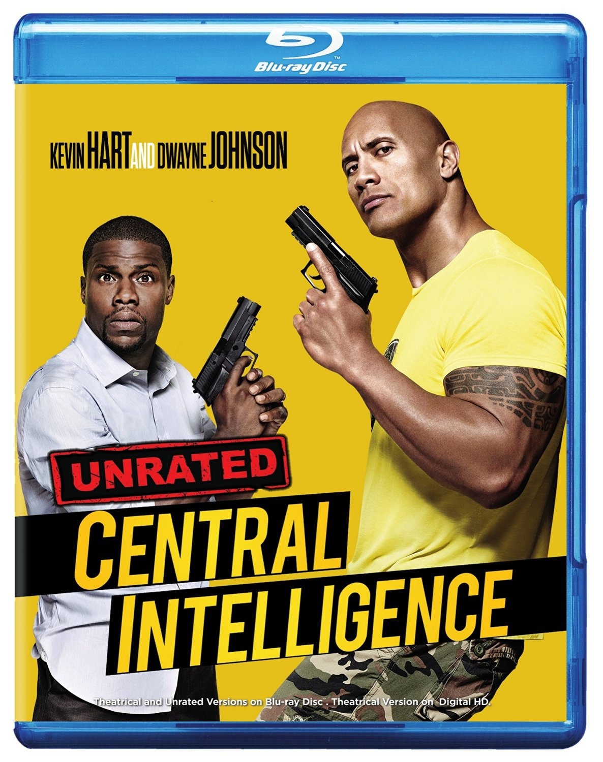 Central Intelligence incites the laughs: Blu-ray review