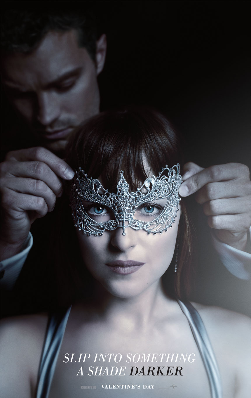 Fifty Shades Darker trailer hits web