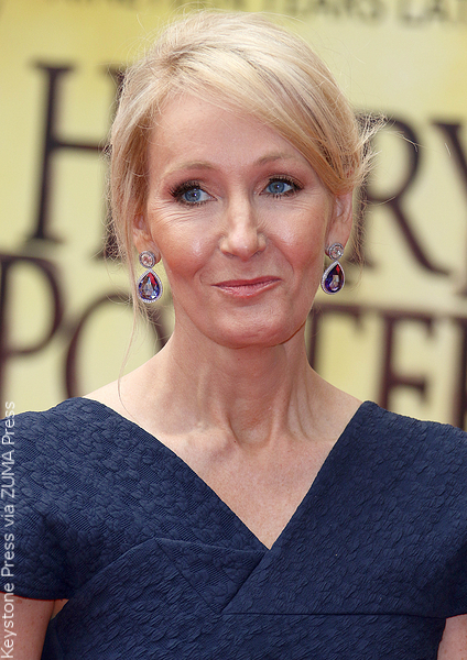 j k rowling urges fans not to donate money to orphanages