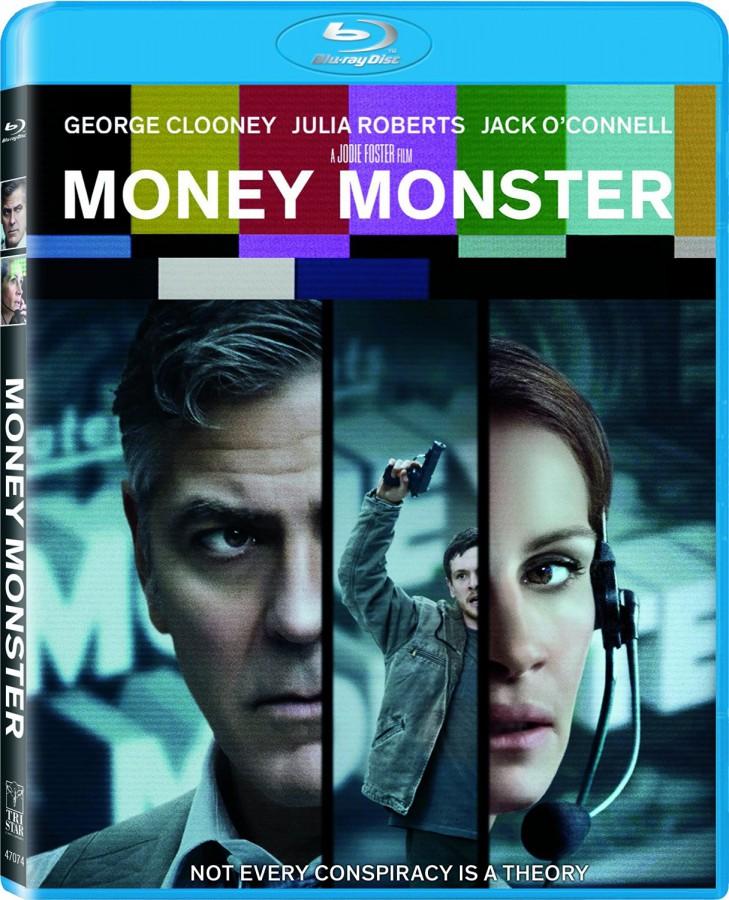 Money Monster on Blu-ray