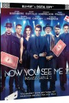 New on DVD - Now You See Me 2 and more