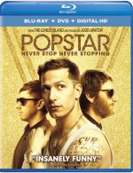 Popstar: Never Stop Never Stopping cover