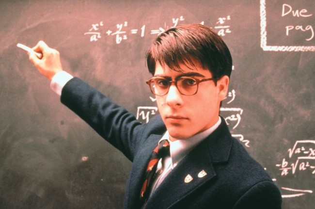 Wes Anderson's Golden Globe-nominated Rushmore is a back to school story, but it can also be considered a tribute to autumn. The film stars Jason Schwartzman as an eccentric but heavily involved prep school student, and a deadpan Bill Murray as a disillusioned industrialist. The action unfolds during the autumn term, and title cards are […]