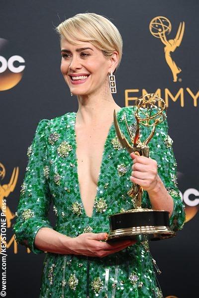 Sarah Paulson 2016 Emmys