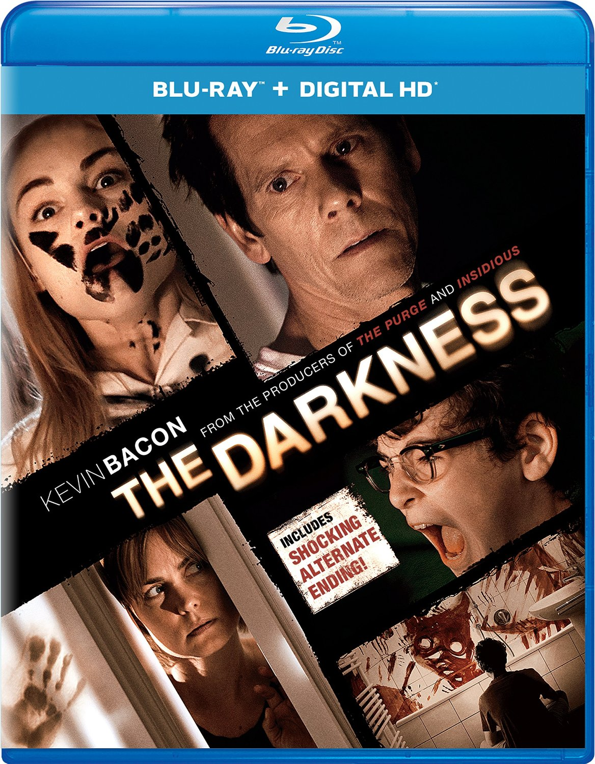 Greg McLean's The Darkness - Blu-ray review